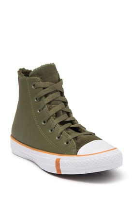 Converse Chuck Taylor All Star High-Top Leather Sneaker (Unisex)