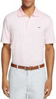 Vineyard Vines Performance Porter Stripe Regular Fit Polo Shirt