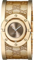 Gucci Twirl 23.5mm Bangle Watch-YA112434 Watches
