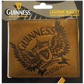 Guinness Leather Credit Card & Notes Wallet With Wings Print