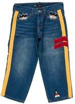 DSQUARED2 Low-Rise Straight-Leg Jeans w/ Tags