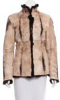 Gucci Fur-Lined Shearling Jacket