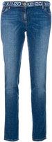 Kenzo logo print jeans