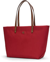 Ralph Lauren Bainbridge Nylon Tote