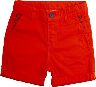Kenzo Kids Logo Print Shorts