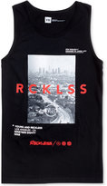 Young & Reckless Men's Across the City Graphic-Print Tank Top