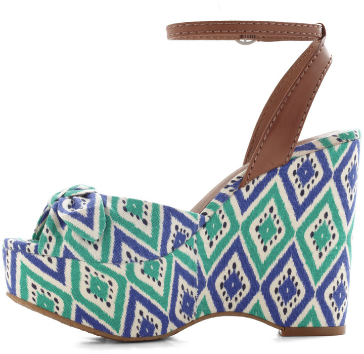 Lucky Brand Lucky Walking on Paradise Wedge
