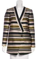 Jenni Kayne Striped Knit Blazer