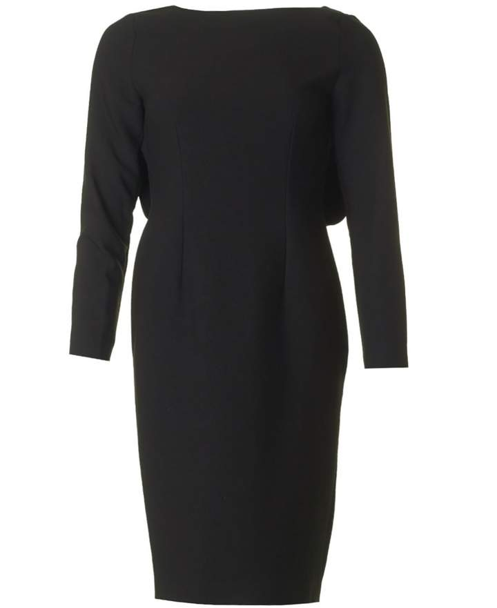 Bourne Teresa Long Sleeved Lace Back Dress