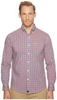 Dockers Long Sleeve Stretch Woven Shirt Men's Clothing