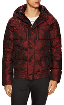Jared Lang Quilted Hooded Puffer Coat