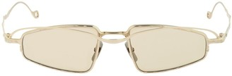 Kuboraum Berlin H73 Double Frame Metal Sunglasses