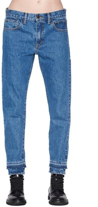 Ih Nom Uh Nit Double Hem Slim-Fit Jeans