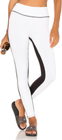 Haute Body Olivia High Waist Legging in Ivory. - size L (also in M,S,XS)