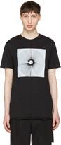 Damir Doma Black Tewes Crown T-shirt
