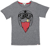 Appaman STREET-RACER-GRAPHIC COTTON T-SHIRT