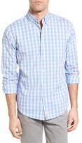 Vineyard Vines Men's Blyden Tucker Slim Fit Gingham Sport Shirt