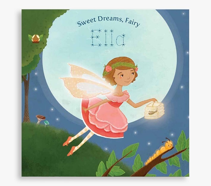 Thumbnail for your product : Pottery Barn Kids Good Night Fairy Personalized Book