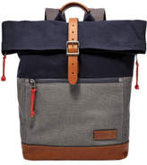 Fossil Defender Rolltop Backpack