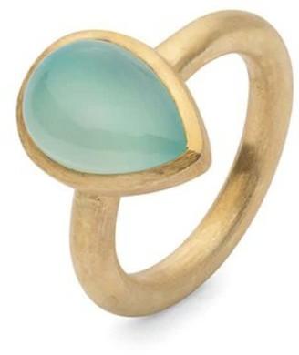 Donatella Balsamo Jewellery Jaipur Cabochon Stacking Ring