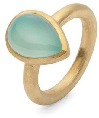 Jaipur Cabochon Stacking Ring