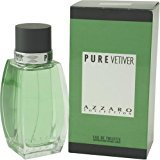 Azzaro Pure Vetiver By For Men. Eau De Toilette Spray 2.5 Ounces