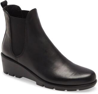 The Flexx Slimmer Chelsea Wedge Boot