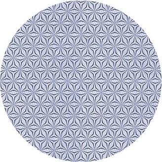 Ewen Geometric Wool Gray/Blue Area Rug East Urban Home Rug Size: Runner 2' x 5'