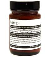 Aesop Resurrection Aromatique Hand Balm 100ml