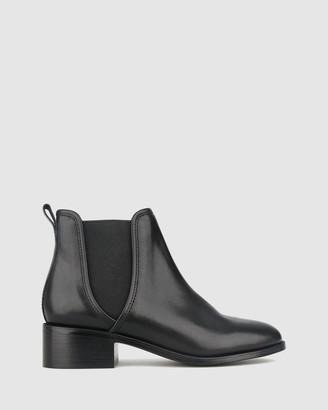 betts Ziggy Leather Chelsea Boots