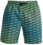 Speedo Beattastic Swimming Shorts Beattastic Black/green/aqua