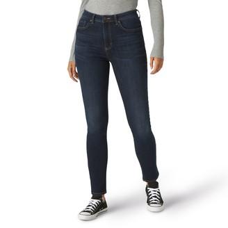 Lee Women's High-Rise Skinny Jeans