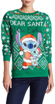 Freeze Dear Santa I Can Explain Sweatshirt