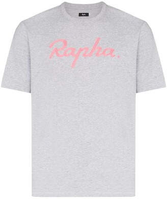 Rapha logo embroidered T-shirt
