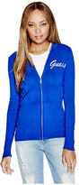 G by Guess GByGUESS Women's Tali Logo Cardigan
