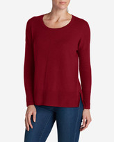 Eddie Bauer Women's Christine Pullover Sweater