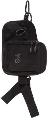 Y-3 Black Cord CH3 Bum Bag