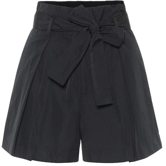 RED Valentino paperbag shorts