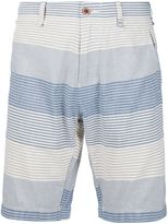 Alex Mill striped knee shorts