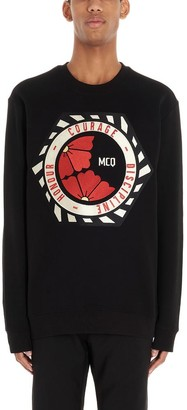 McQ Embroidered Sweater