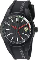 Ferrari Men's 'Redrev' Quartz Casual Watch (Model: 0830301)