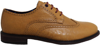 Lords Of Harlech Follie Brogue In Sand