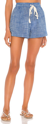 Seafolly Chambray Short