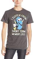 Disney Men's Finding Dory Memory Loss T-Shirt