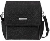 Petunia Pickle Bottom Infant 'Embossed Boxy' Backpack Diaper Bag - Black