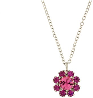 Rosaspina Firenze Florentine Garden Pink Necklace