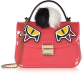 Furla Pink Candy Jungle Sugar Mini Crossbody Bag