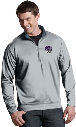 Antigua Men's Sacramento Kings Leader Pullover
