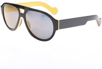 Moncler ML0095 92D Sunglasses Blue