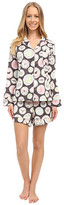 BedHead Long Sleeve Classic Shorts Pajama Set